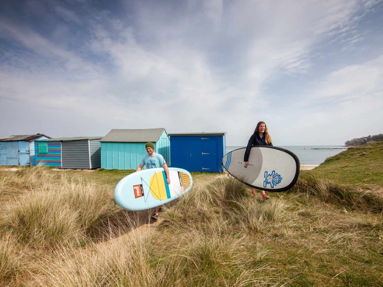 Isle of Wight Paddleboarding